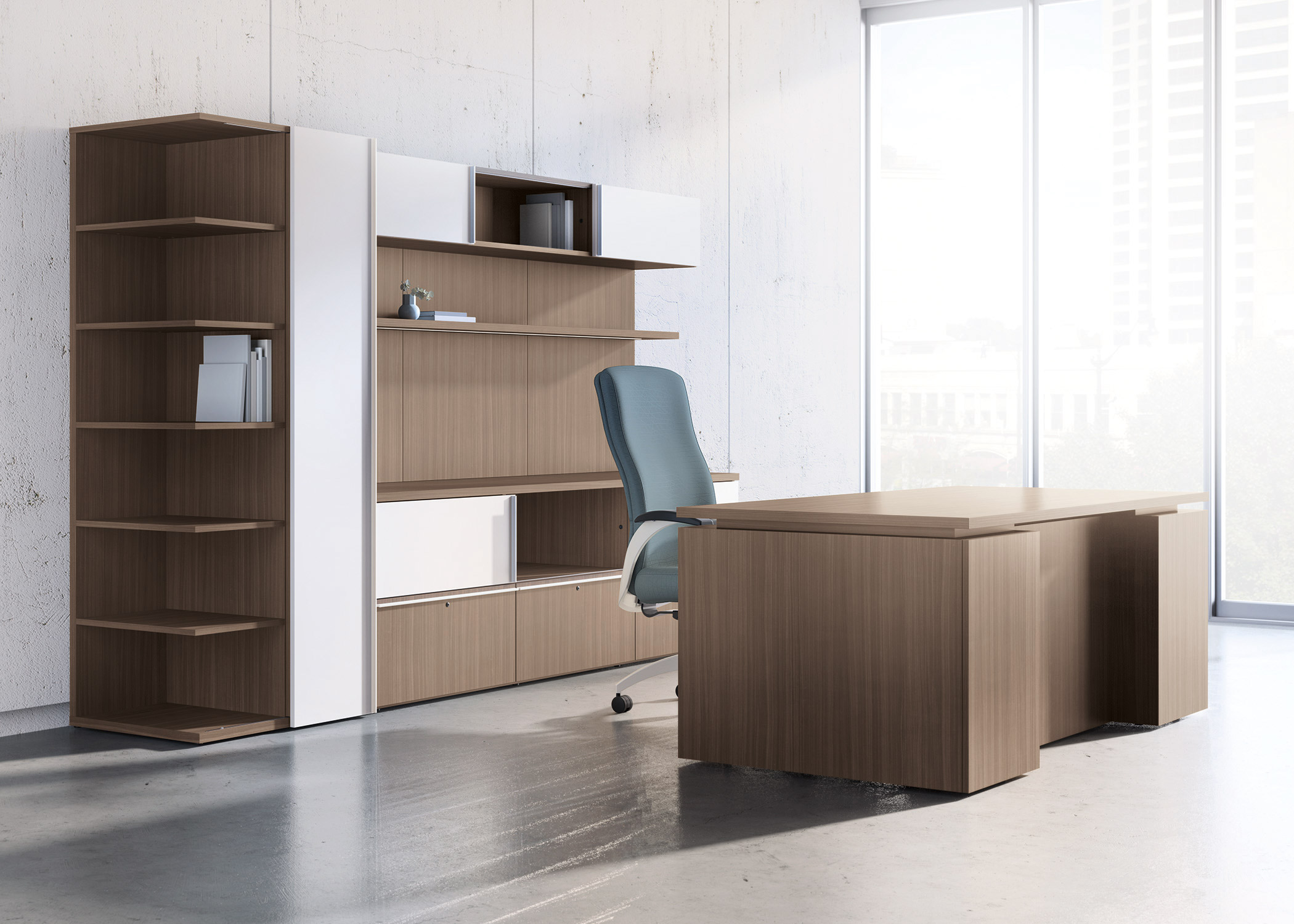 20 National Office Furniture Products BIFMA LEVEL