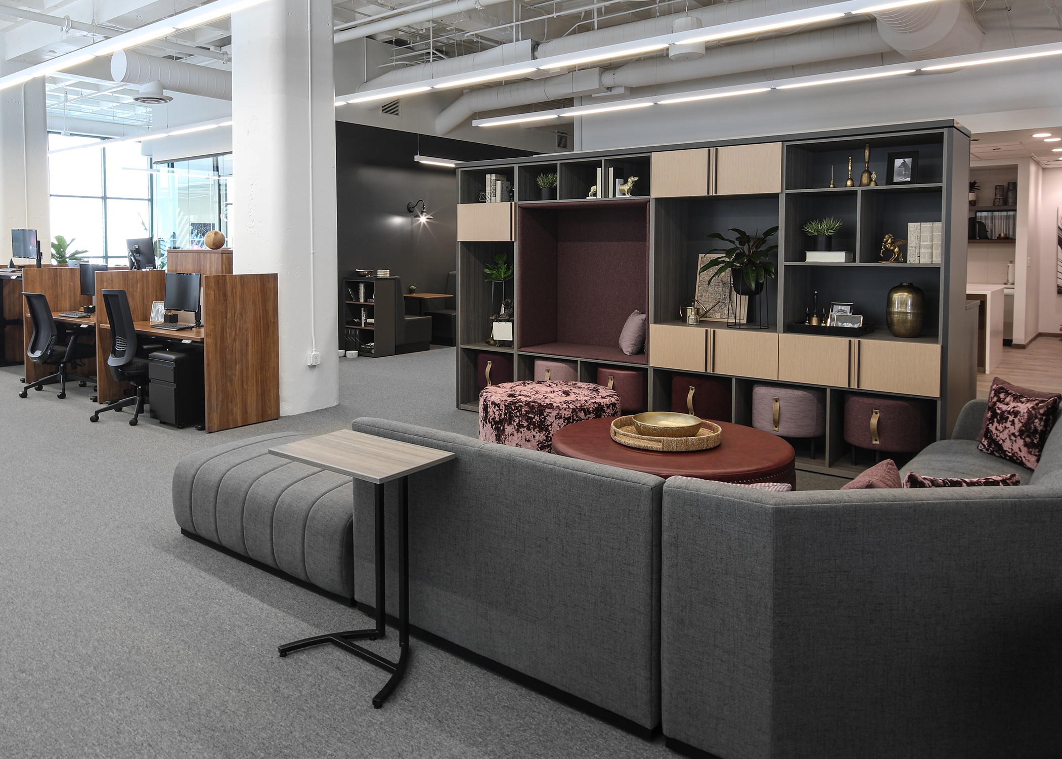 Chicago Show 2019 National Office Furniture