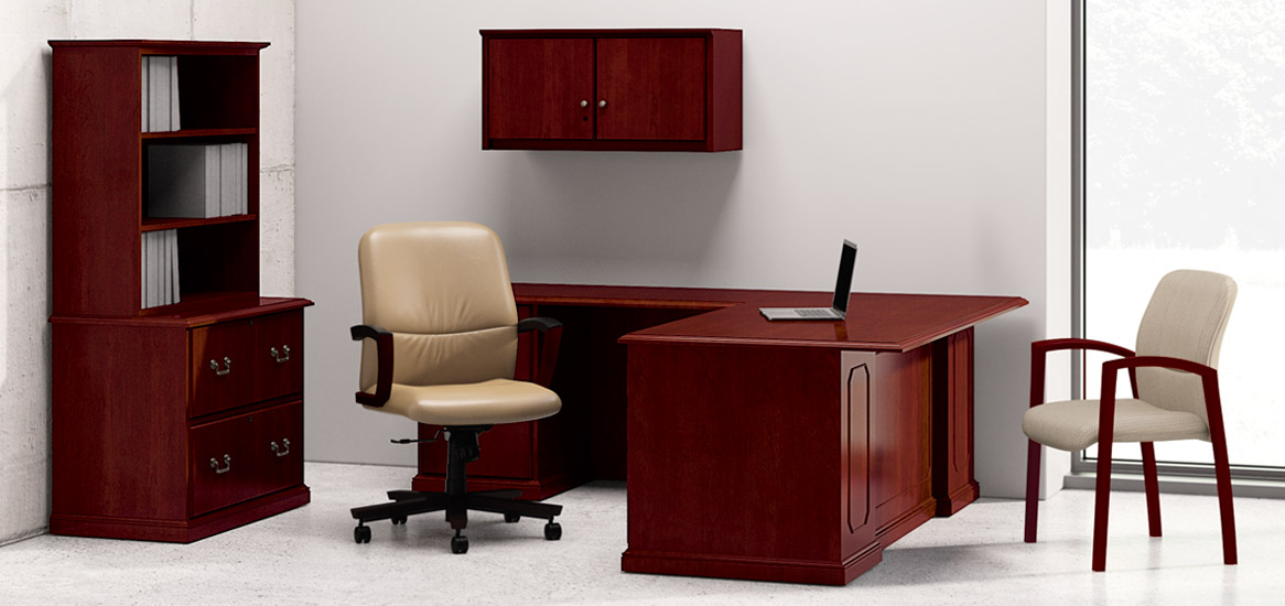 Roosevelt Desks + Workstations
