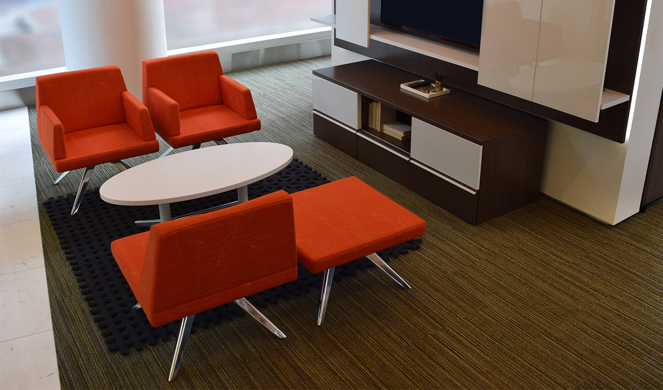 atlanta national office furniture