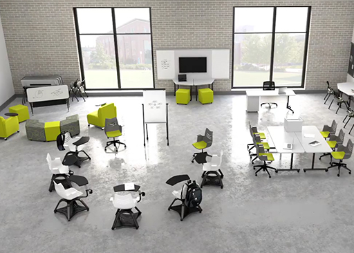 flexible office furniture. Flexible Learning Spaces Office Furniture W