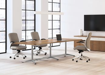 Image Gallery National Office Furniture - Conference national table