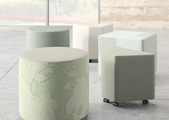 whimsy furniture. Whimsy Impromptu, Round, Maharam Layers Garden Double Ash/Quartz/Grass And Momentum Furniture F