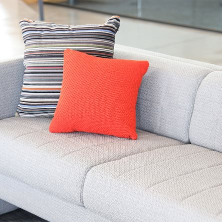 Tellaro Lounge Seating with Toss Square Pillows