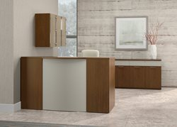 office meridian reception furniture