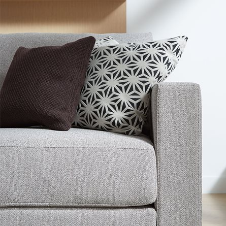 Collette Lounge Seating with Toss Square Pillows