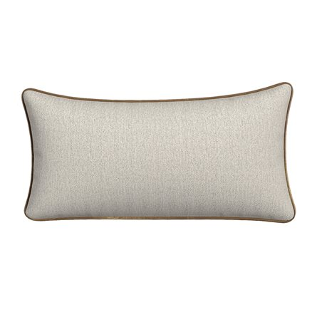 Rectangle Pillow with Piping