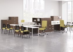 collaborative + open spaces products | national office furniture
